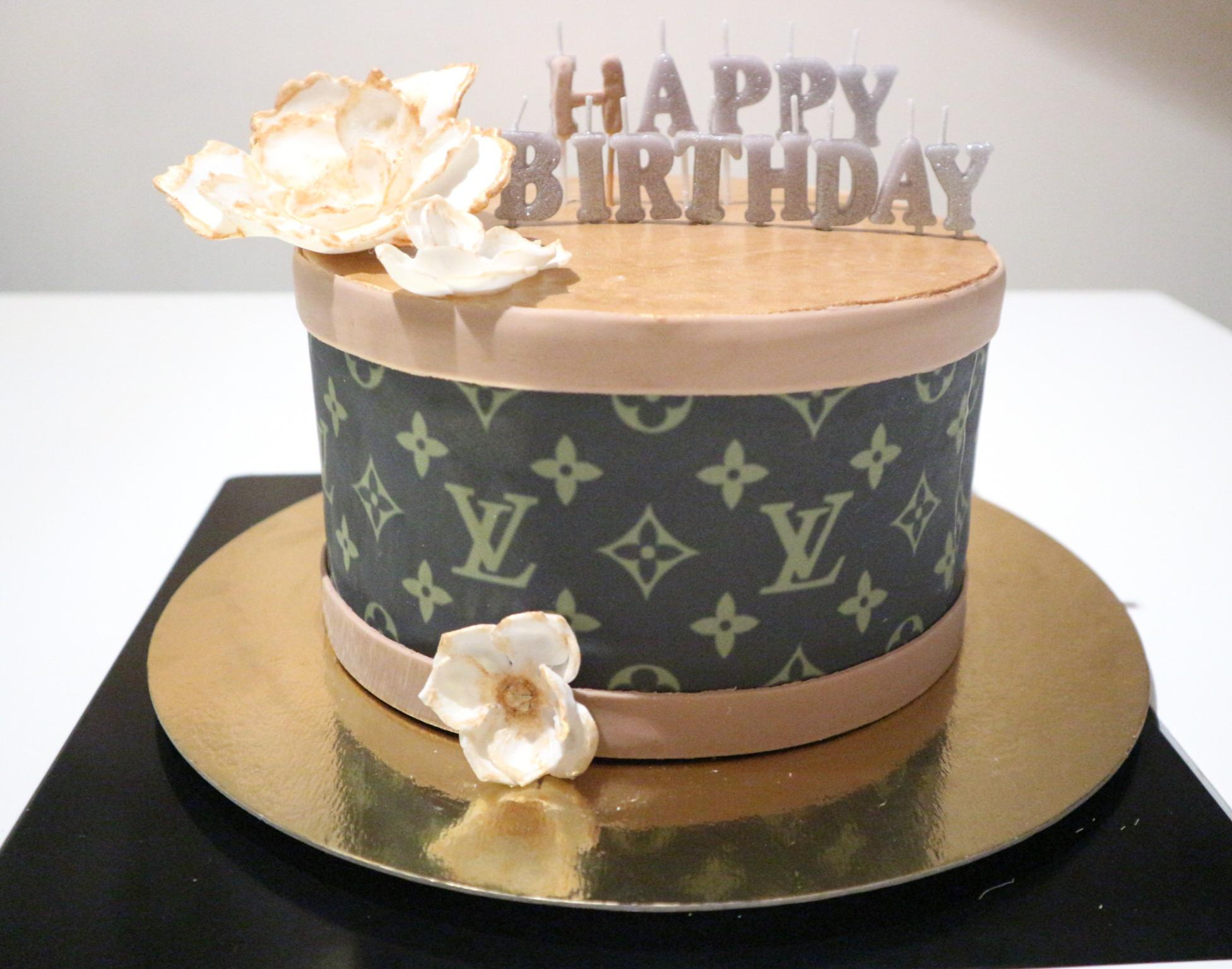 Birthday Cake For My Best Friend Cakedecorating