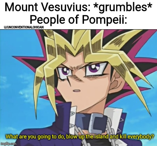 Yu Gi Oh Abridged Is A Great Source Of Meme Templates Historymemes