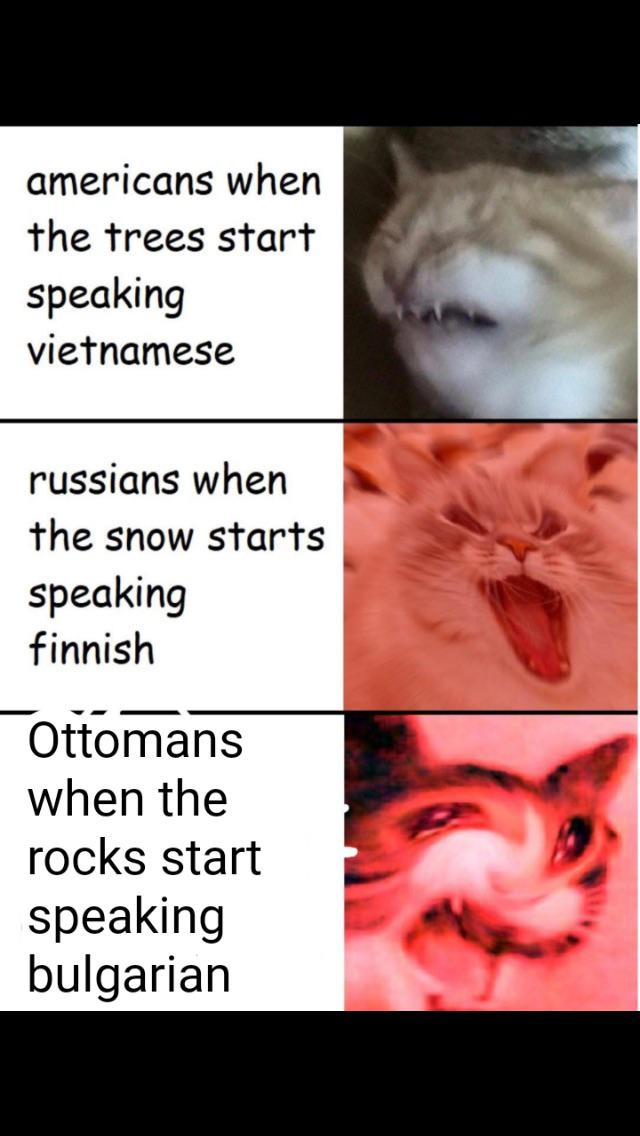 Here Have A Non Ww2 Centered Meme Originally From R Bulgaria