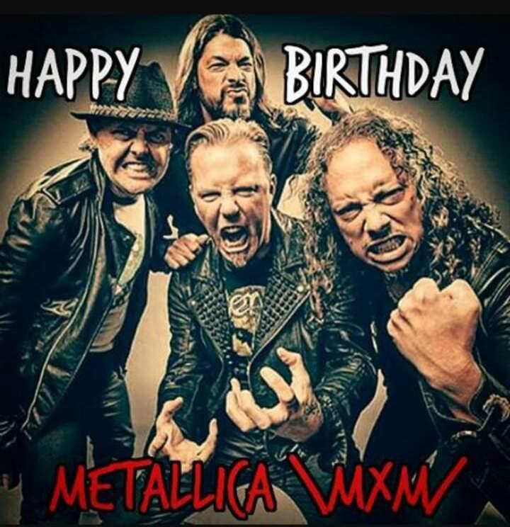 Rock On Metallica
