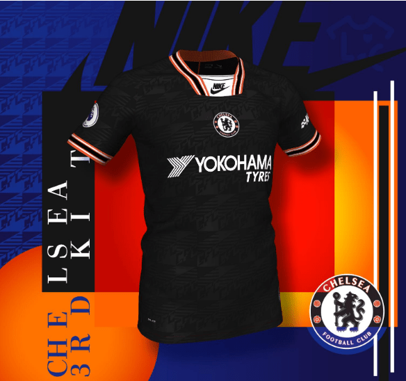 New Chelsea Nike Home Kit 2020 21 Cfc To Debut New Three Jersey