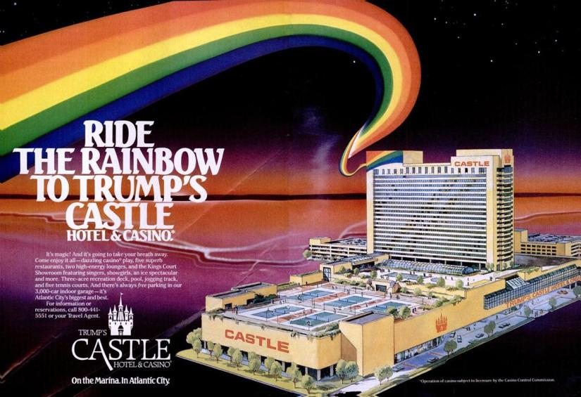 Image result for trump castle