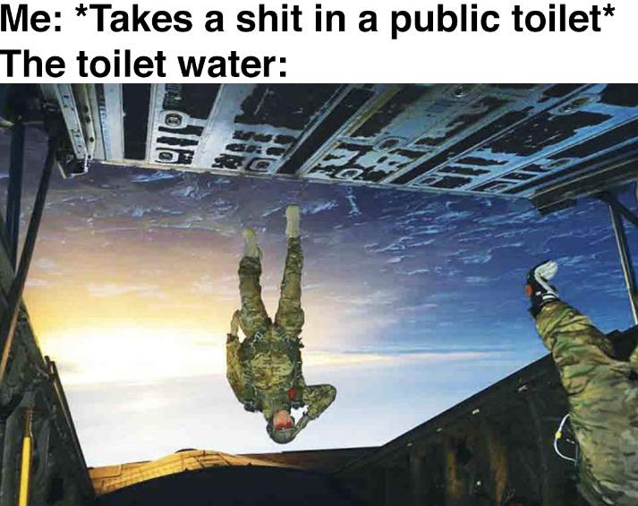 If You See Anything Other Than A Waterfall You Re Fucking