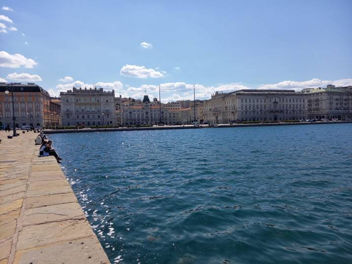 Trieste, Italy (Photo credit to Lorenzo Navarini) [1600 x 1200]