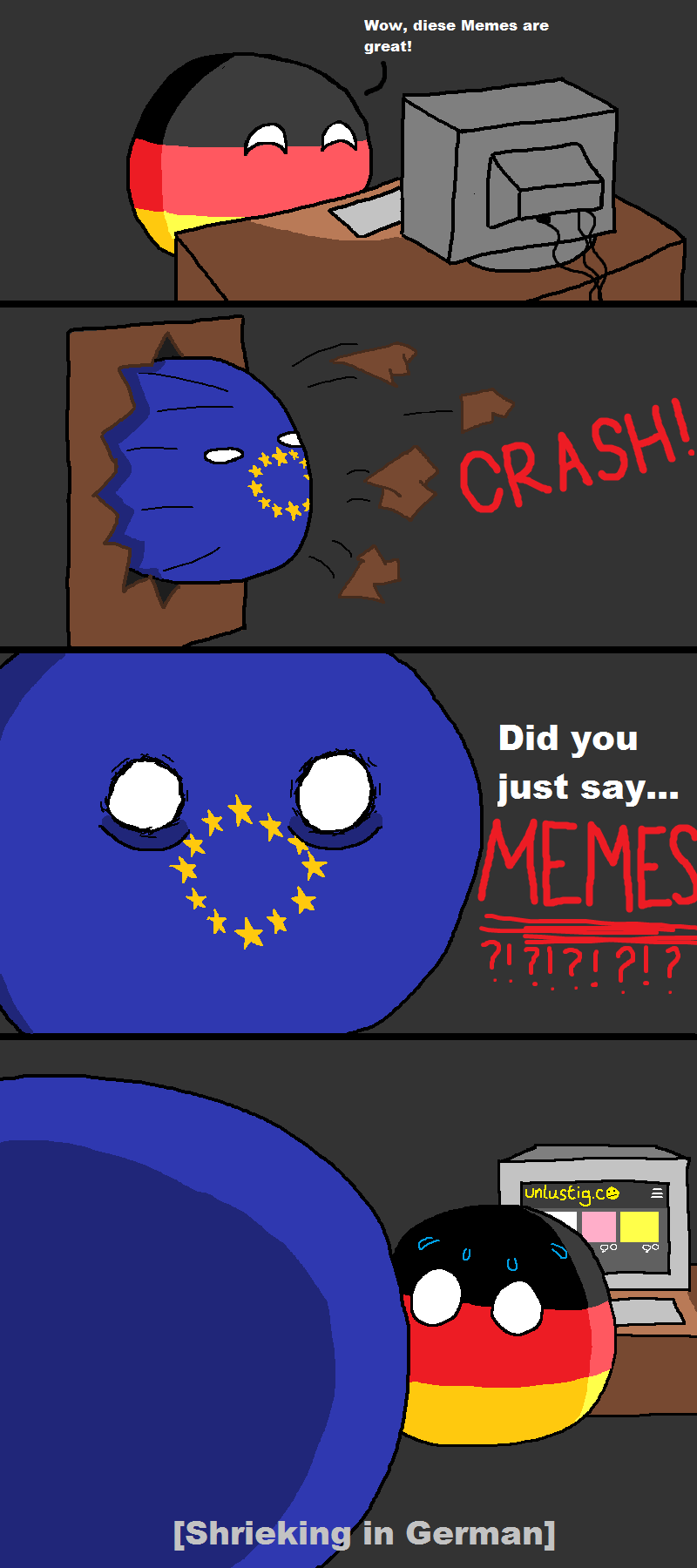 European Union Polandball