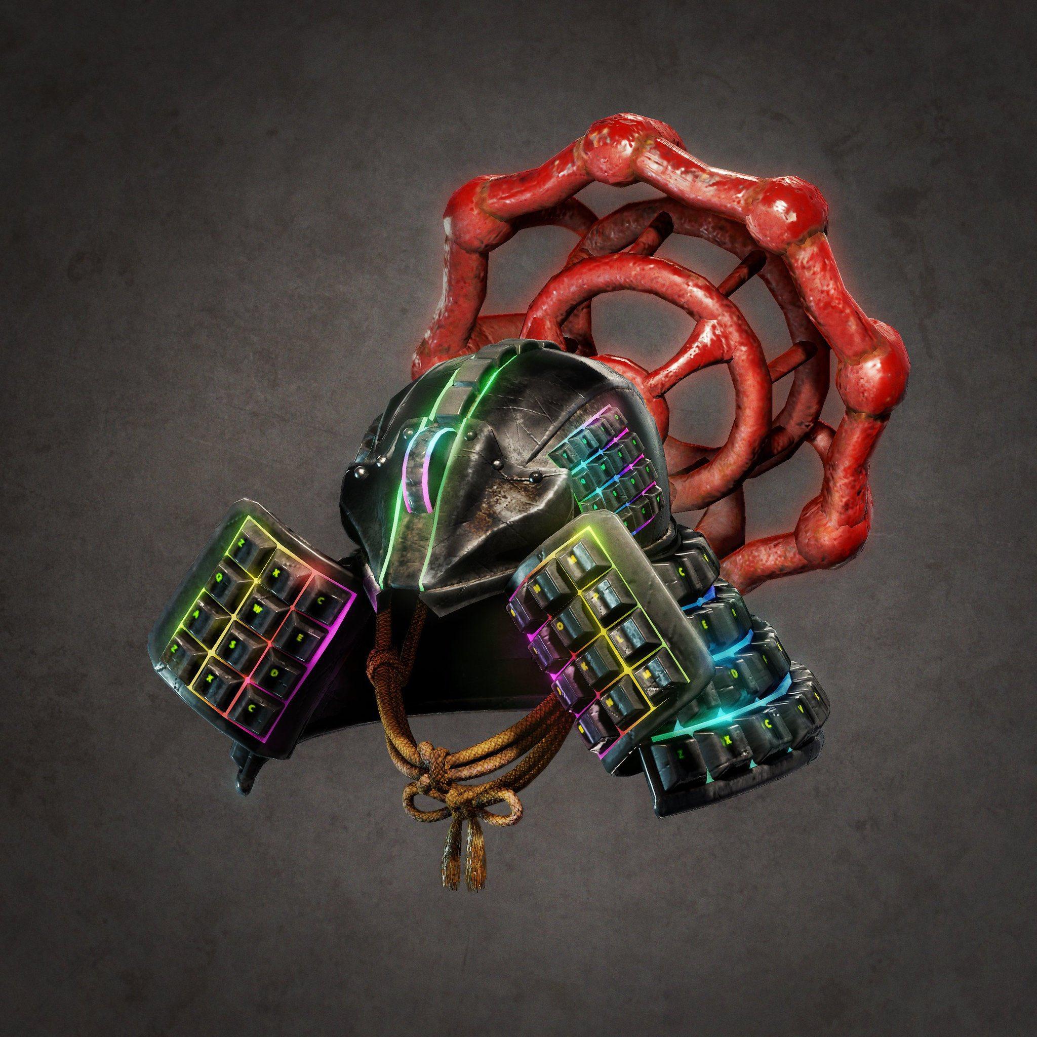Nioh 2 Pc Version Exclusive Helmet Nioh