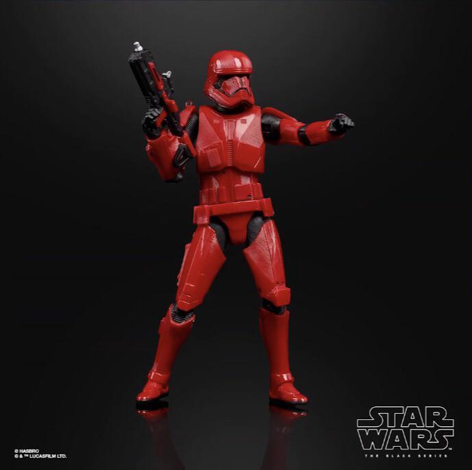 Star Wars: The Rise of Skywalker: New [Spoiler] Trooper revealed at SDCC 2019