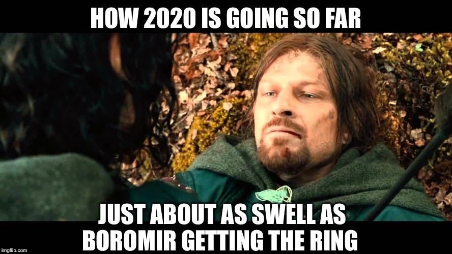 Lord Of The Rings Director Shares Secret Behind Meme