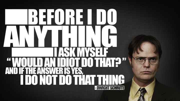 [1920×1080] Dwight- The Office