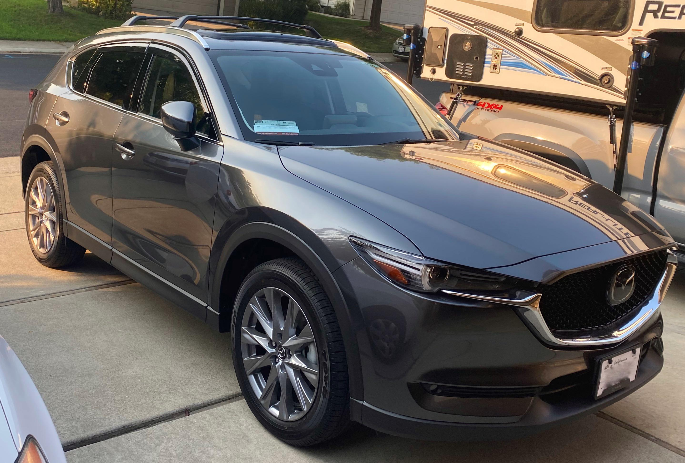 just purchased 2020 cx 5 gtr installed