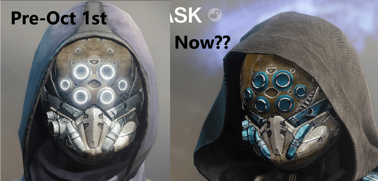 What Happened To The Tangled Web Mask Destiny2
