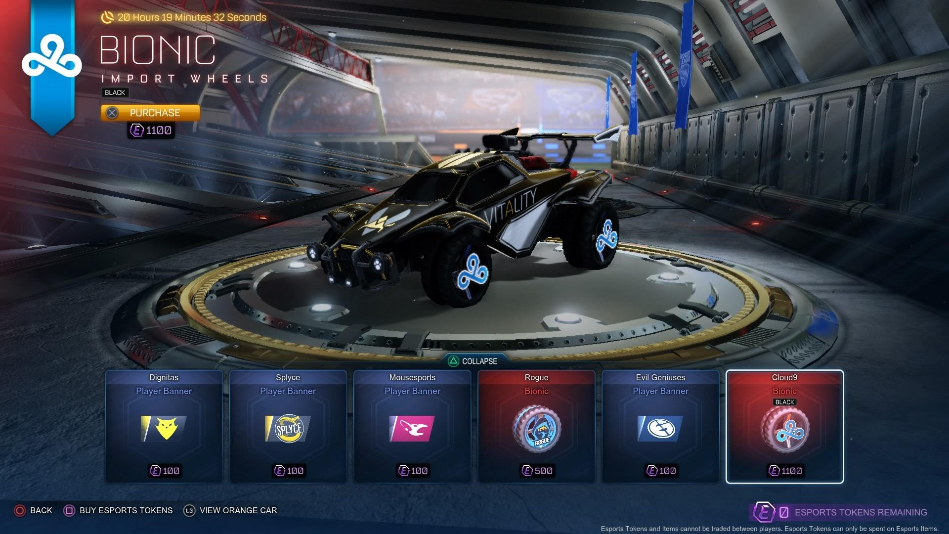 Psyonix Do You Expect Me Anyone To Pay 10 For These Wheels One Wheel 10 The Rp Is 10 Bundles Of Battle Cars Wheels Are Like 3 Is This Reasonable Has Anyone Bought This Rocketleague