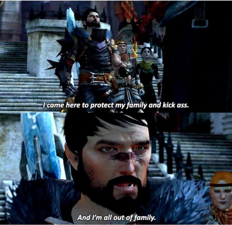 Dragon Age In A Nutshell Gaming