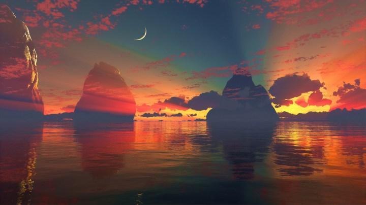 Sunset (2560×1440)