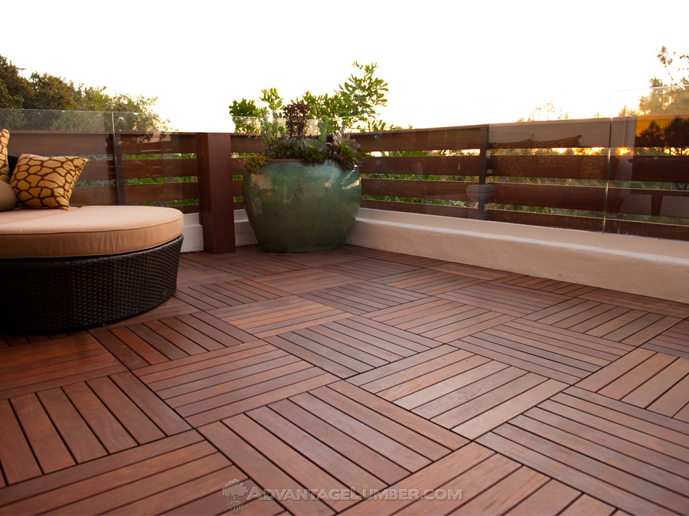 deck tiles review landscaping