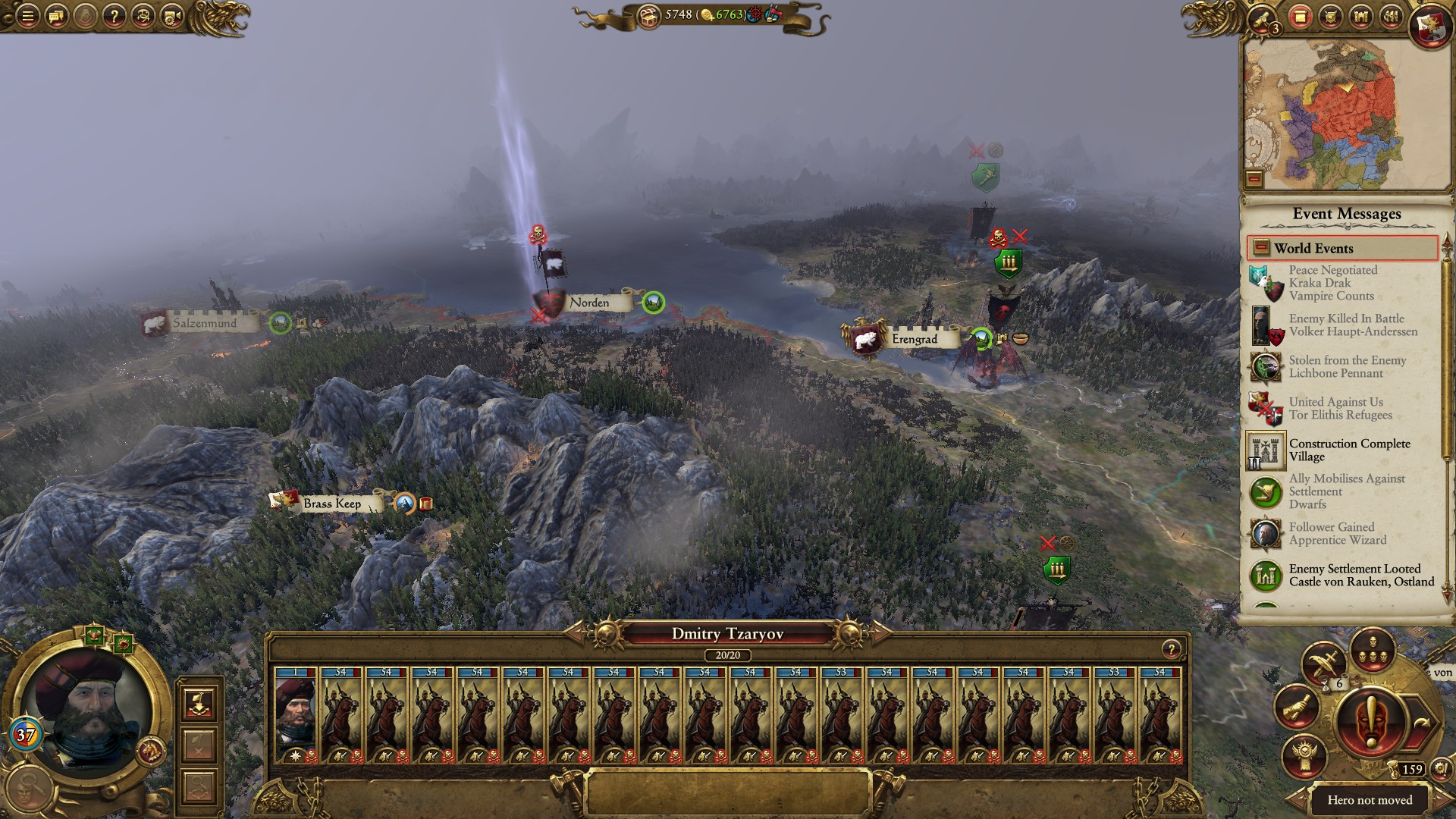 This Is Kislev Totalwar