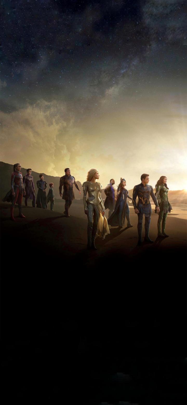 Marvel's Eternals wallpaper [2026×4390]