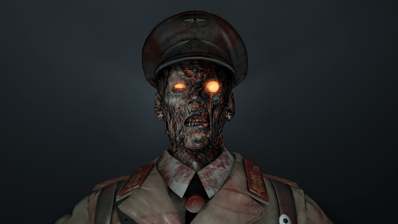 Zombie Richtofen Ive Been Working On Might Make A Nice