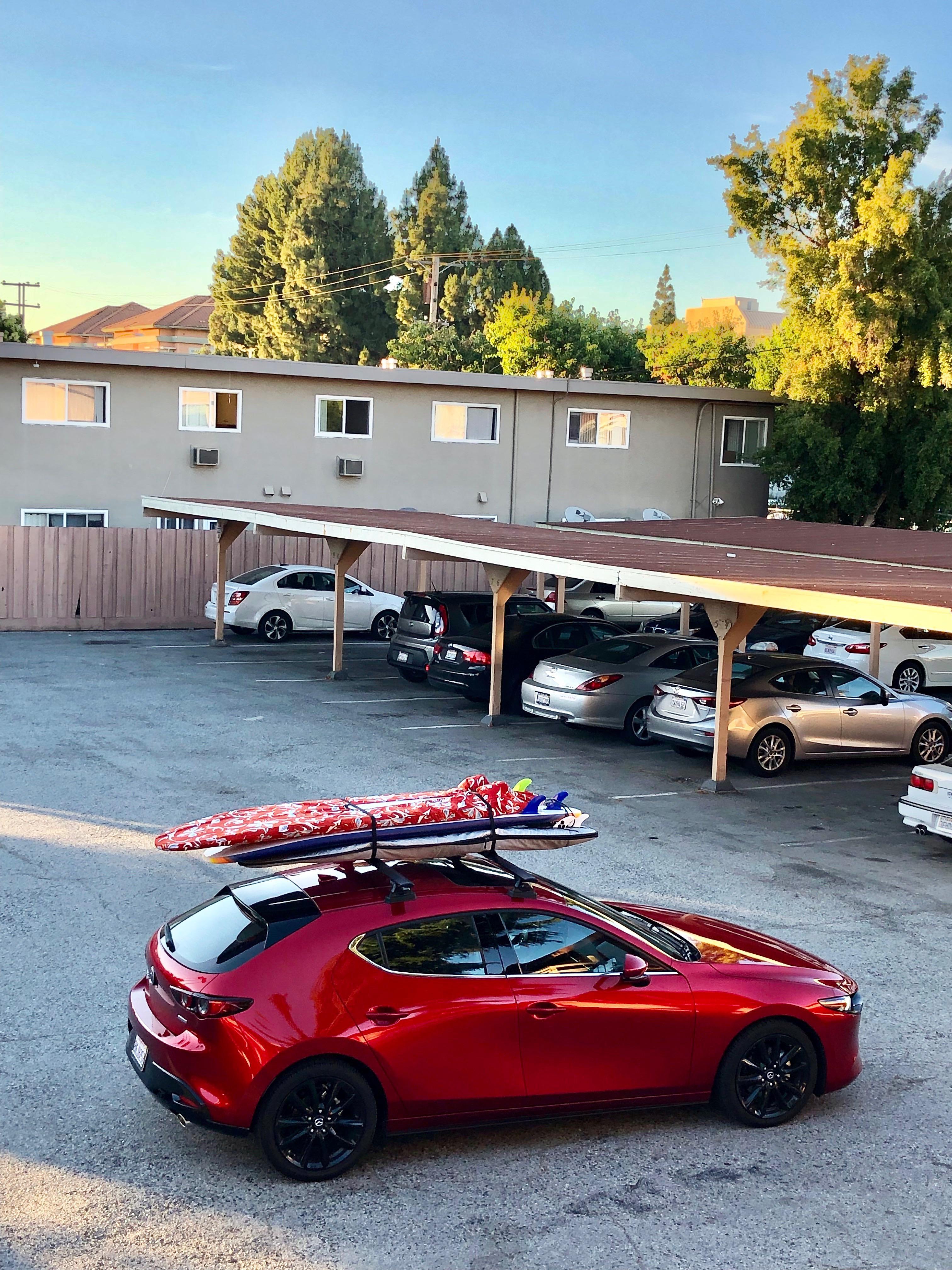 roof rack for my mazda 3 2019 hatchback