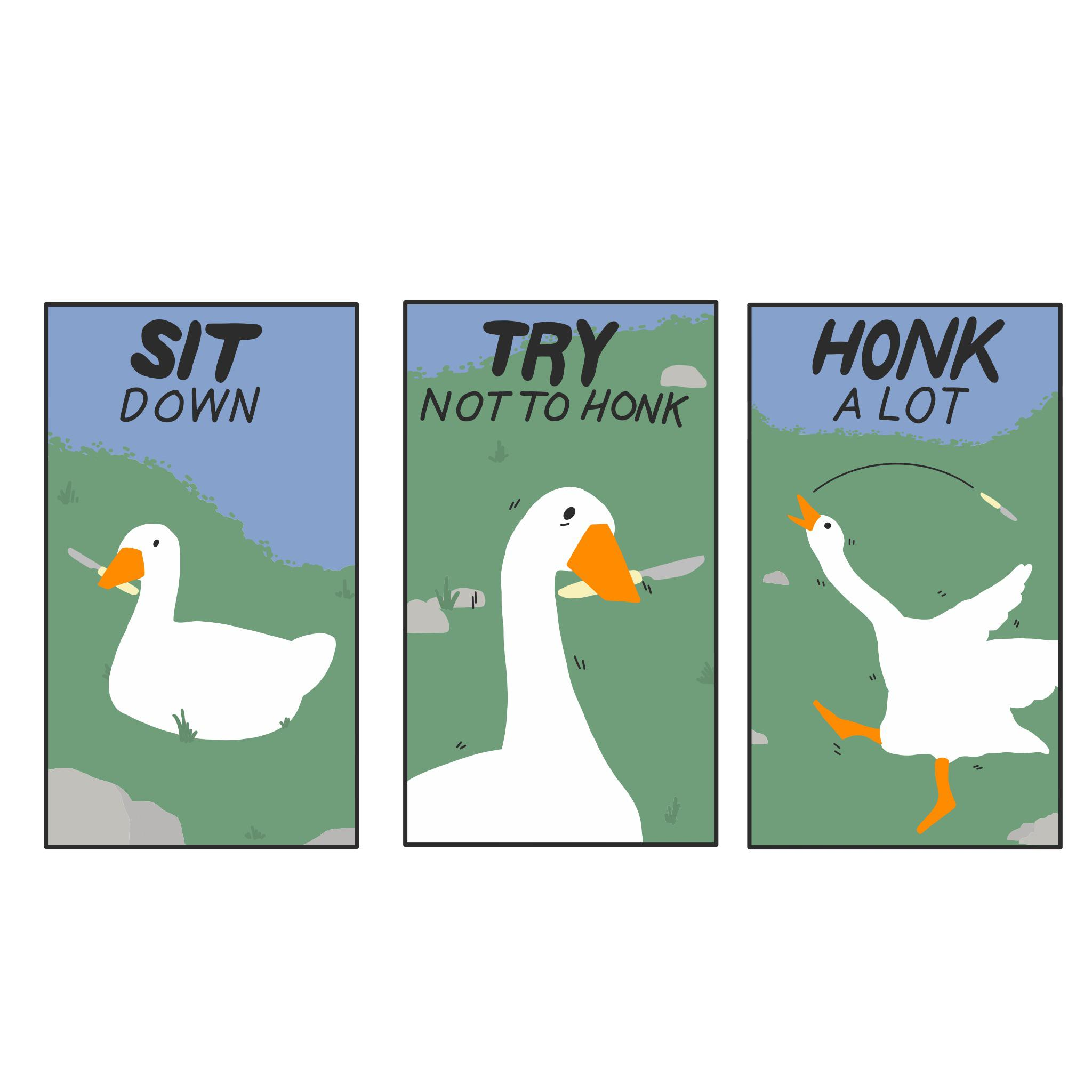 Don T Play Untitled Goose Game The Atlantic