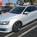 My First 2013 Vw Gli Autobahn So Far I M Loving It Any Tips On What To Upgrade First Jetta