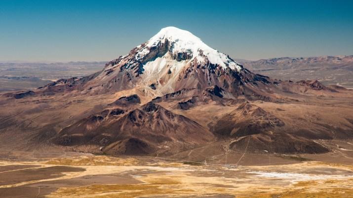 Sajama National Park, Bolivia [1920×1080]
