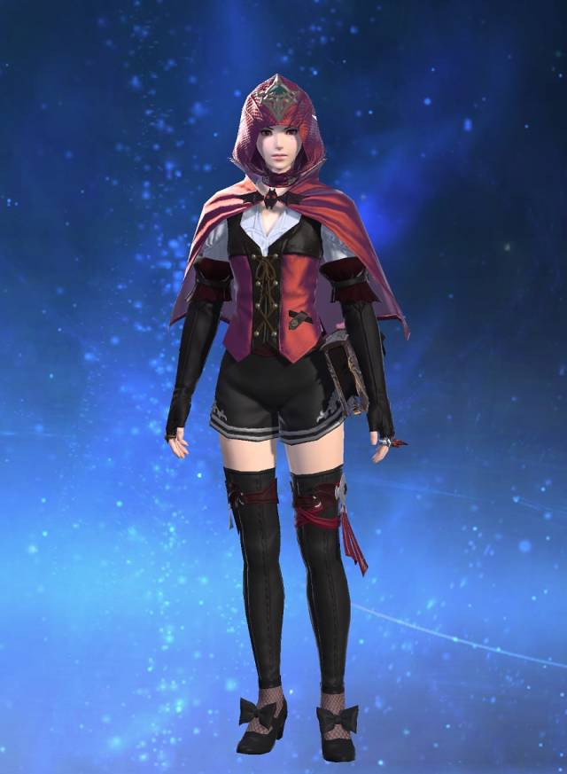 Little Red Riding Hood FFXIVGlamours