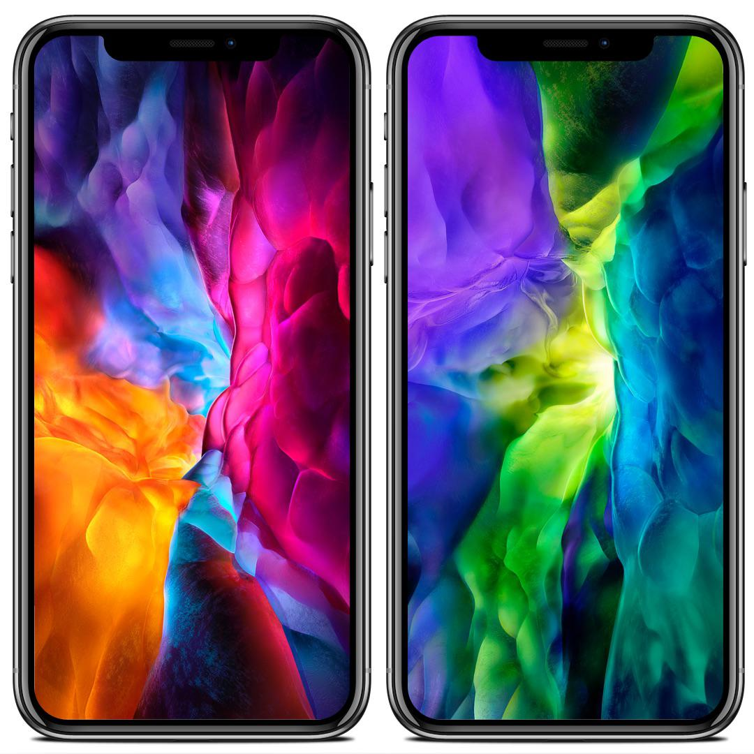Ipad Pro 2020 Stock Wallpapers For Iphone Ios