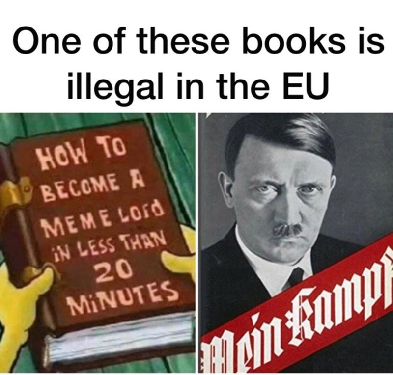 Eu Memes Are Rising Invest Quickly Before It S Too Late