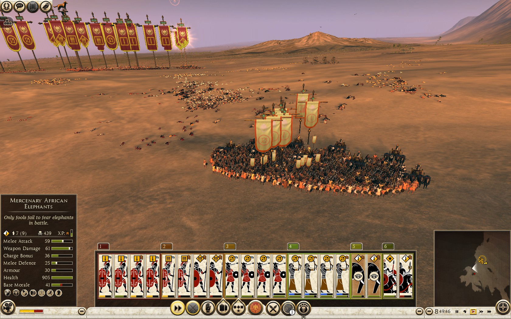I Now Understand Why People Criticised Rome 2 S Ai Totalwar