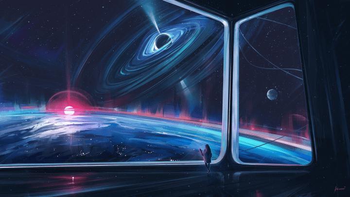 Universe unfolding [1920X1080]