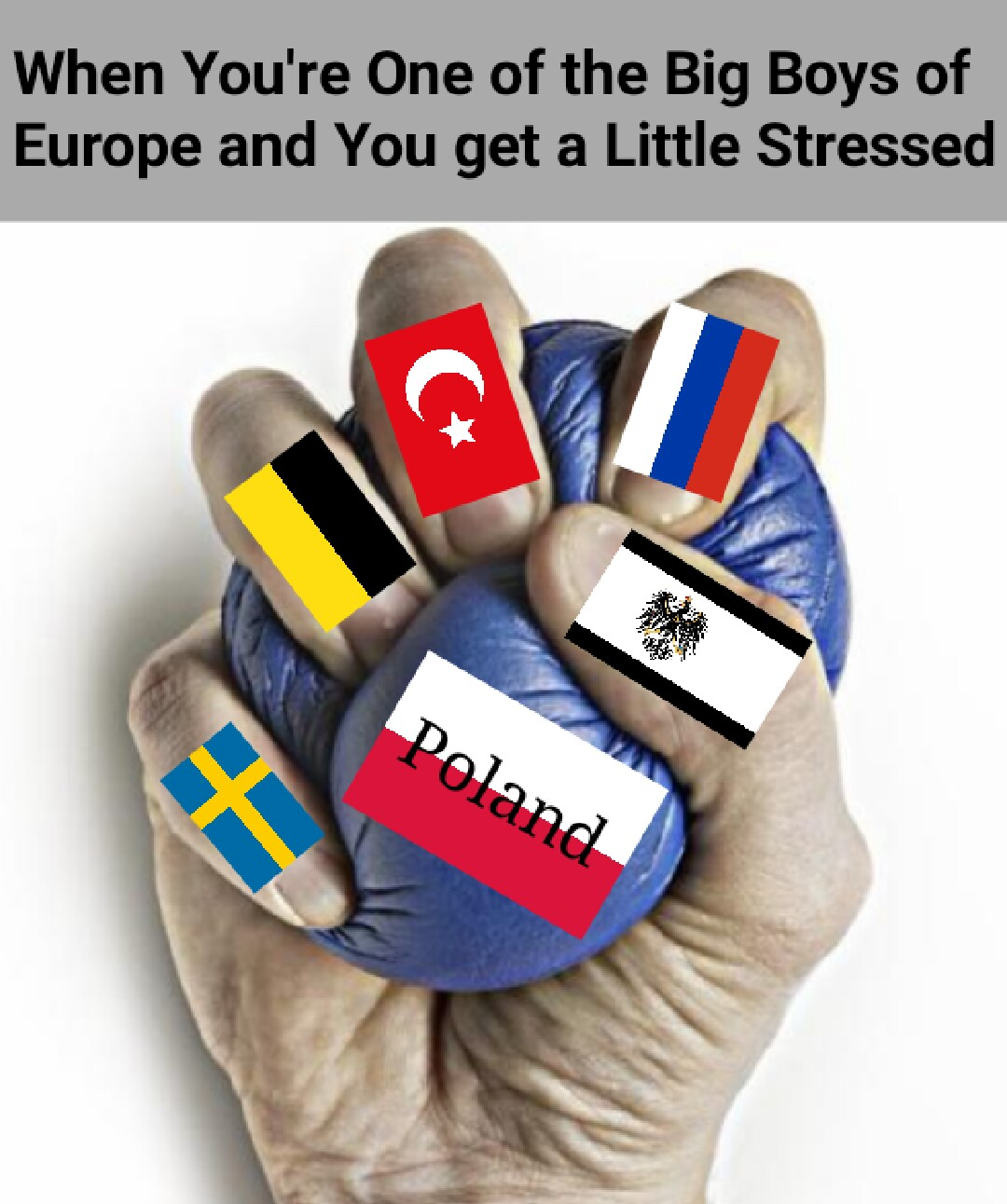The Stress Ball Of Europe Dankmemes