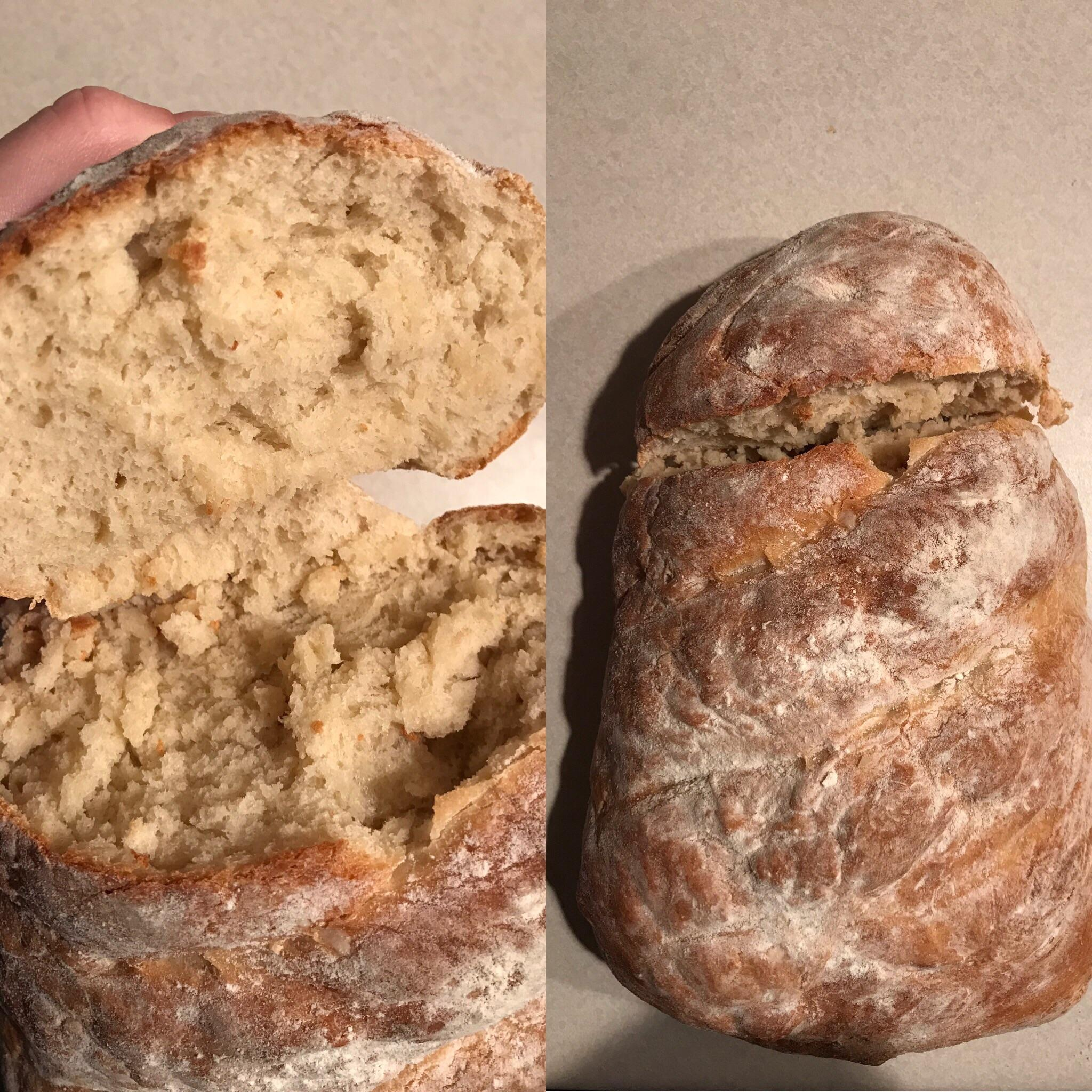 My First Ever Loaf A French Loaf From King Arthur Any