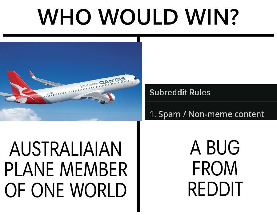 Qantas Memes Aviationmemes
