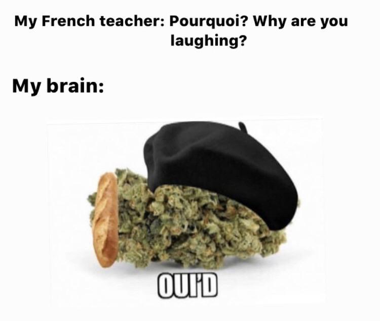Oui Oui Oui Hon Hon Baguette Memes