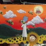 Rick And Morty And Tyler The Creator Album Art Crossover Rickandmorty