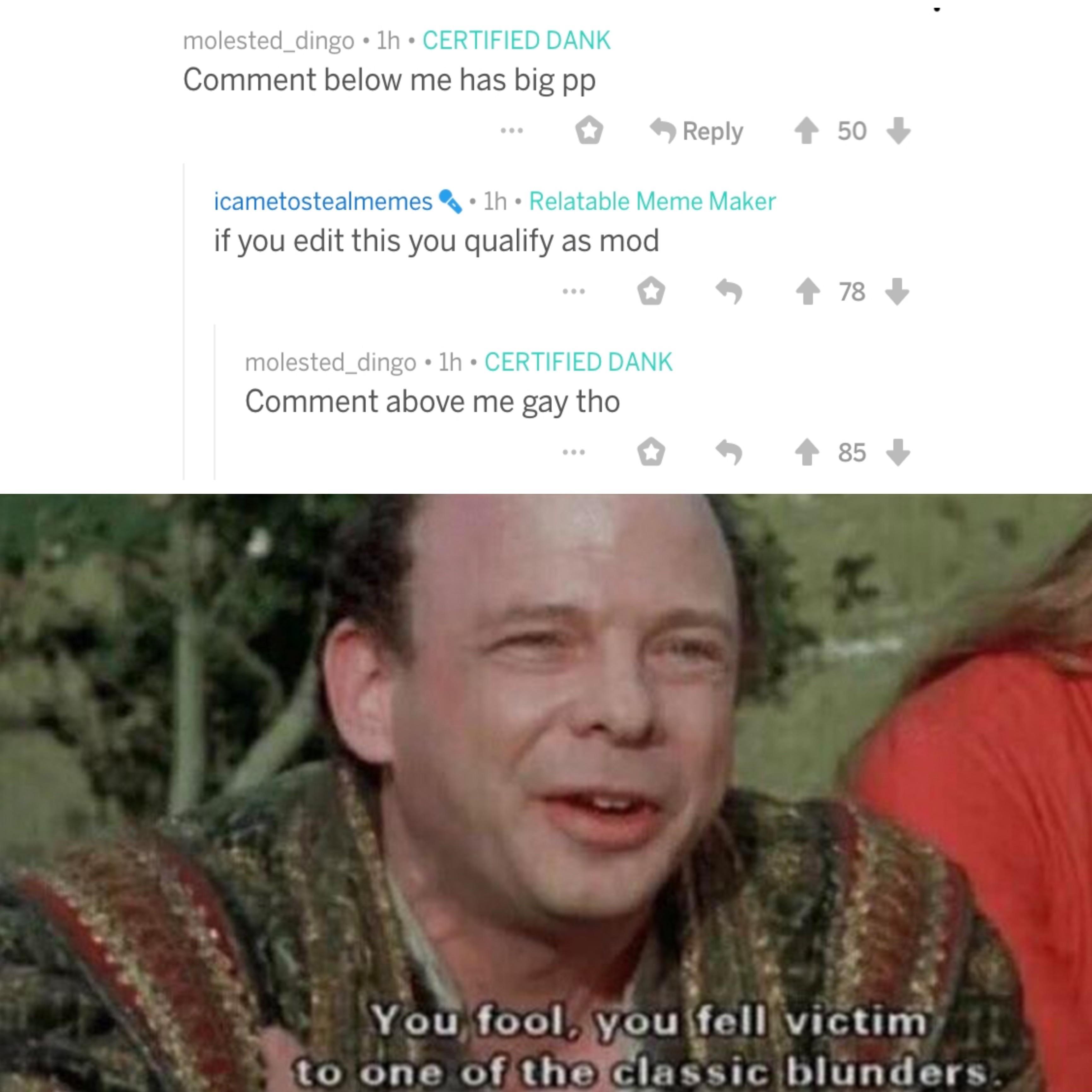 Op You Fool Memes