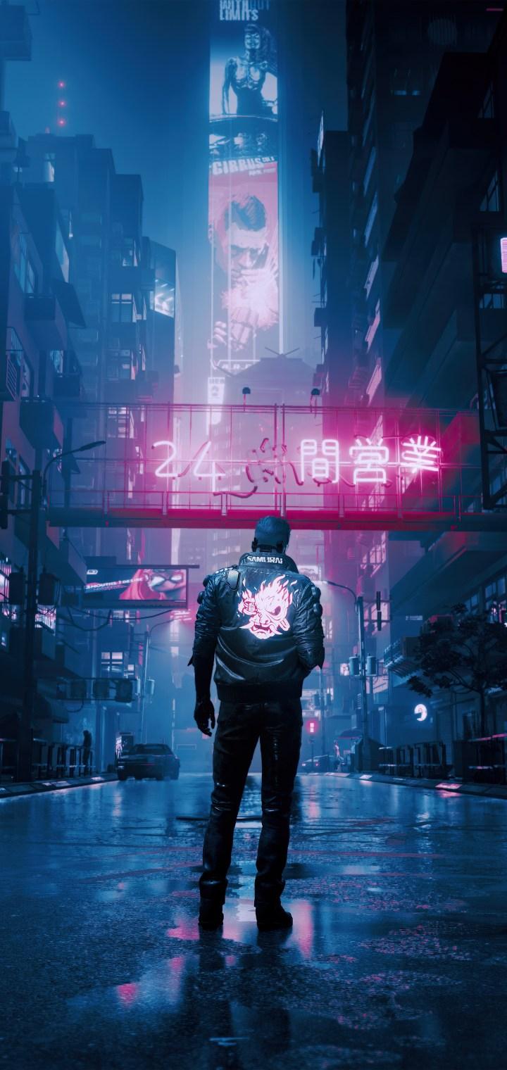 Make cyberpunk a genre again !