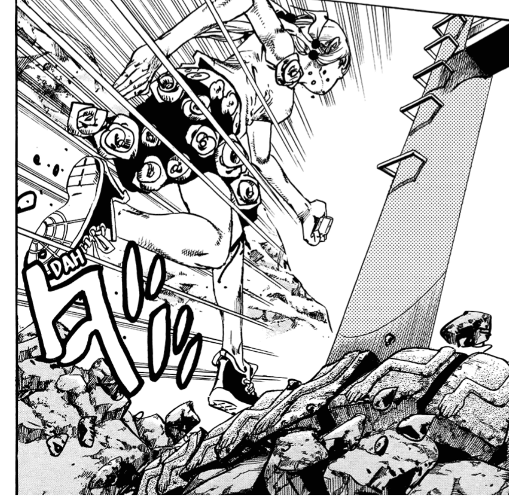 Everybody Is Using The Dio Walking Meme Template While I Found