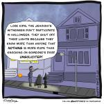 Jehovah S Witnesses On Halloween Funny