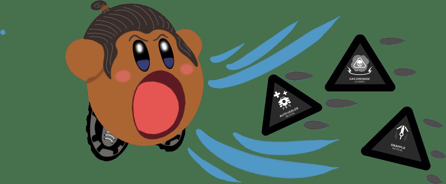 Feel The Power Gibby Apex Legends Meme Youtube