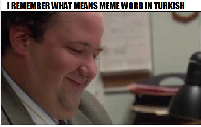 Meme Means Boobs In Turkish Language Memes