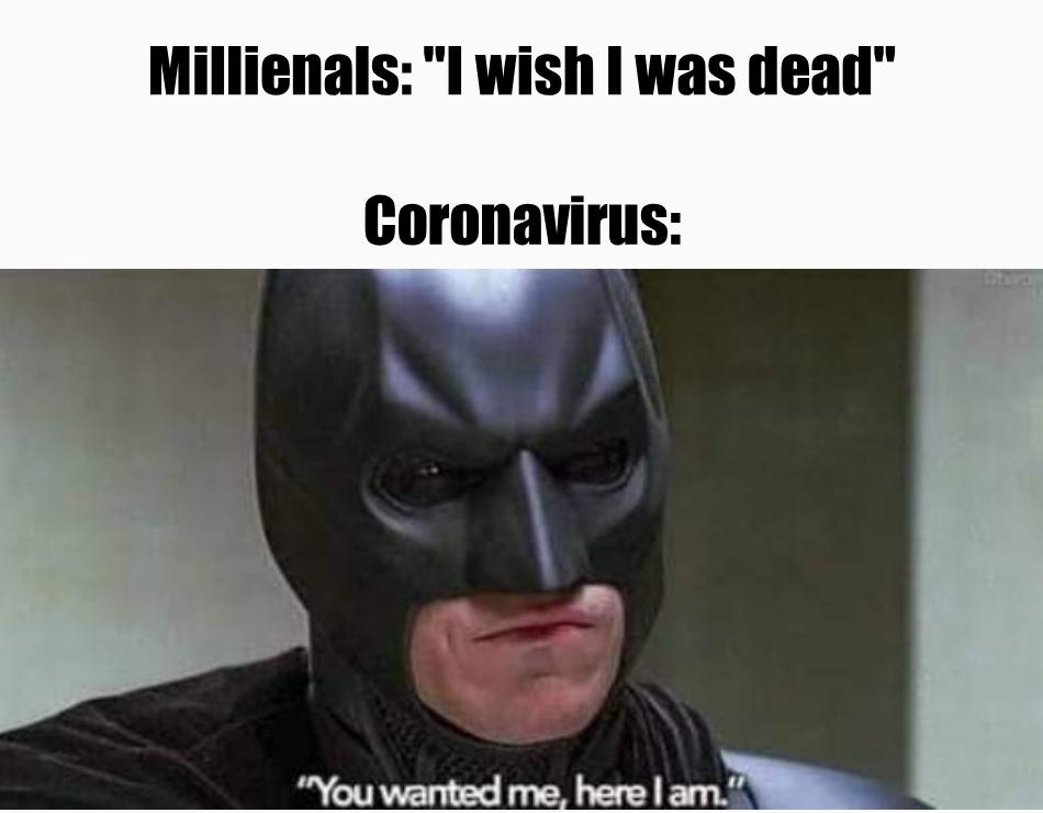 Meme Batman Will Wreak Vengeance On Whoever Started The Novel