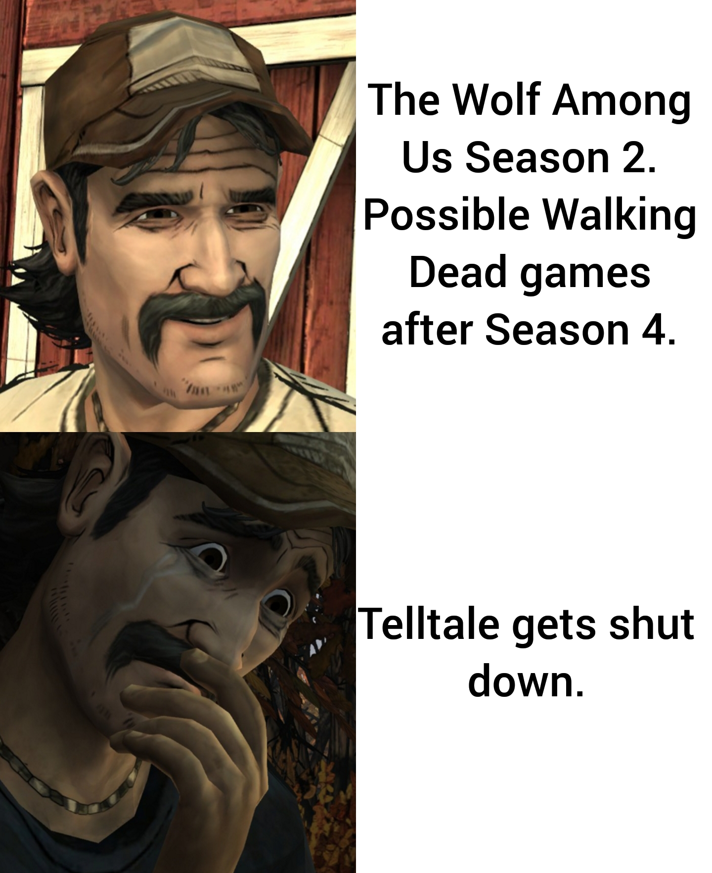 I M Still Takin A Beating Every Day Thewalkingdeadgame