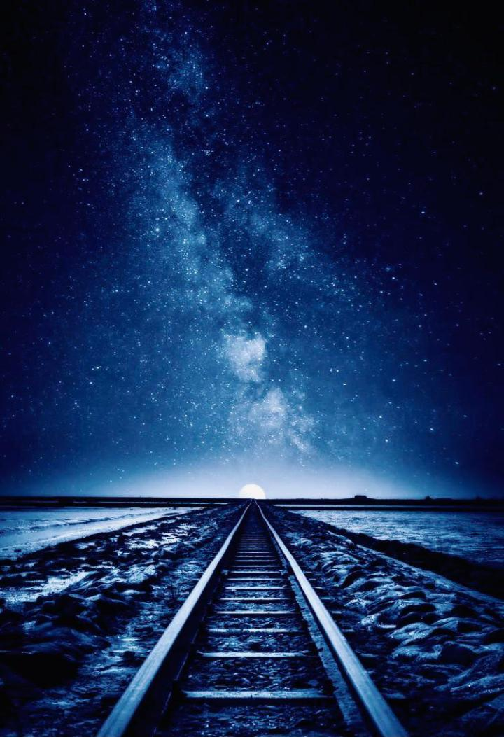 Rail Track by Peter Ensrud