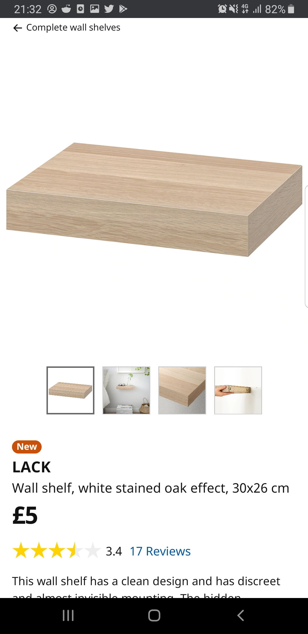 Is The Shelf Hollow Or Solid Want To Cut Down To Only Make