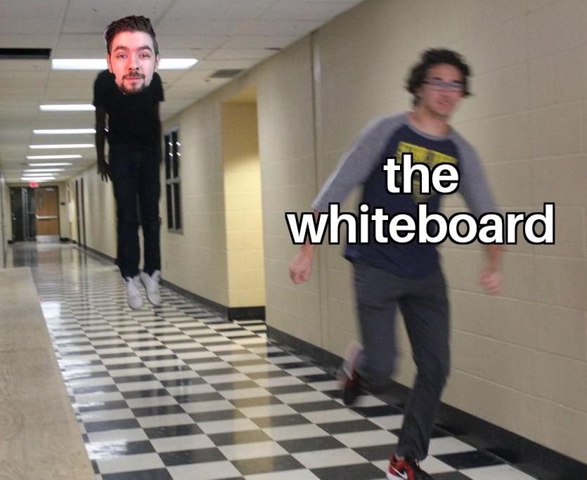 Insert Whiteboard Meme Here Jacksepticeye