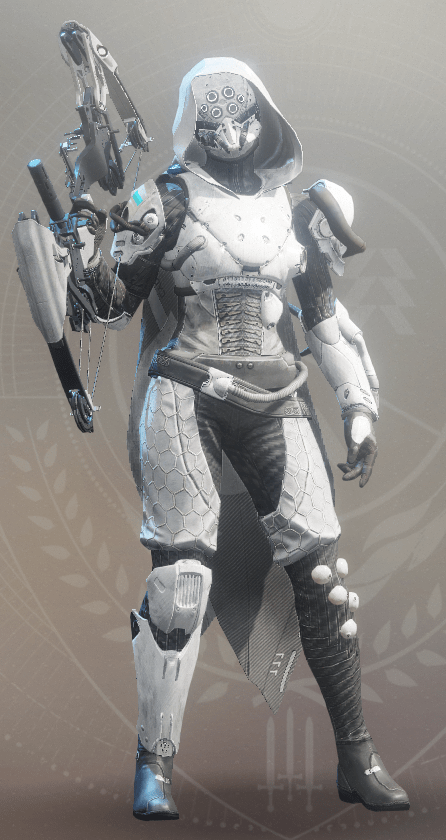 Got All Of The Tangled Web Suit Minus The Cloak Using The Cayde