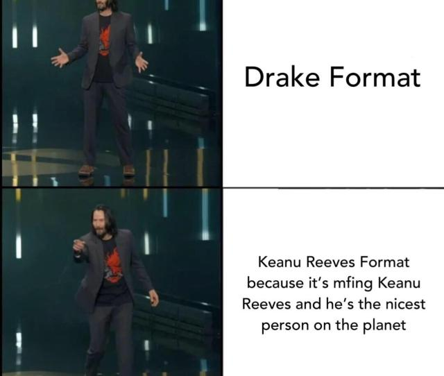 Keanu Reeves Is The Most Wholesome Person