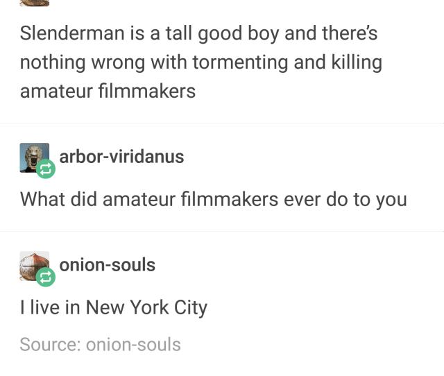 Amateur Filmmakers